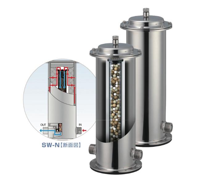 サイエンスウォーターシステムセントラル型浄活水器